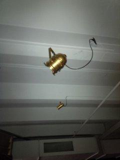 GoldenerScheinwerfergross