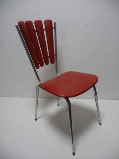 Stuhl rot 2