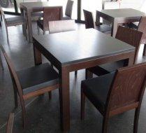 Stuhl und Tisch Hemingway 1